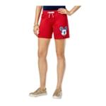 Freeze CMI Inc. Womens Mickey Mouse Americana Casual Walking Shorts
