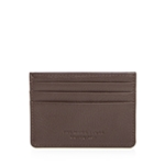 Bloomingdale's Mens Leblon Leather Coin Card Case Wallet