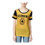 Freeze CMI Inc. Womens Germany Boxing Graphic T-Shirt