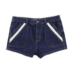 Free People Womens Sweet Surrender Casual Denim Shorts