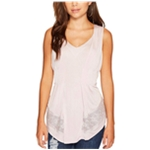 Free People Womens All Eyes On Me Pullover Blouse
