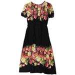 Free People Womens Jaimie Midi Wrap Dress