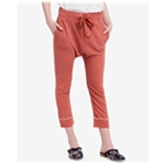 Free People Womens Long Haul Casual Jogger Pants