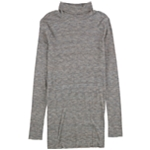 Free People Womens Stonecold Turtleneck Pullover Blouse