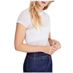 Free People Womens Night Sky Basic T-Shirt