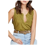Free People Womens New To Town Tank Top