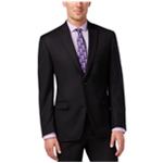 Shaquille O'neal Mens Big & Tall Texture Two Button Blazer Jacket