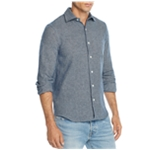 Oobe Brand Mens Excella Gingham Button Up Shirt