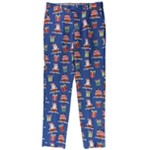 OppoSuits Mens Giftmas Eve Costum Pants