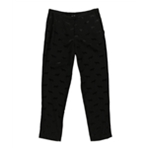 Petticoat Alley Womens Cheetah Cig Casual Lounge Pants