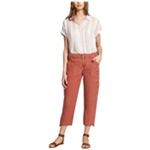 Sanctuary Clothing Womens Cropped Casual Cargo Pants