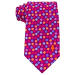 Dreamworks Mens Dots N Branch Necktie