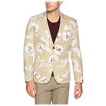 Jack Spade Mens Poppy Flower Sport Coat