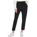 DKNY Womens Tie-Waist Casual Trouser Pants