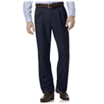 Haggar Mens Microfiber Casual Trousers