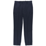 Perry Ellis Mens Herringbone Casual Trousers
