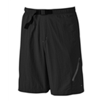 Pacific Trail Mens Belted Performance Athletic Workout Shorts