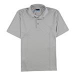 PGA Tour Mens Birdseye Rugby Polo Shirt