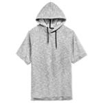 Ocean Current Mens Space-Dye SS Hoodie Sweatshirt