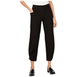 Eileen Fisher Womens Crepe Casual Lounge Pants