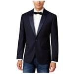 Ryan Seacrest Distinction Mens Wool Two Button Blazer Jacket