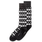 Alfani Mens Rectangle Midweight Socks