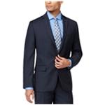 Ryan Seacrest Distinction Mens Glenplaid Two Button Blazer Jacket