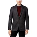 Ryan Seacrest Distinction Mens Flecked Two Button Blazer Jacket