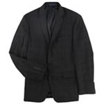 Ryan Seacrest Distinction Mens Heathered Two Button Blazer Jacket