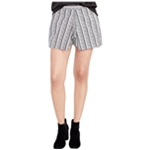 Rachel Roy Womens Printed Casual Skort Shorts