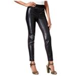 Rachel Roy Womens Faux leather Casual Leggings
