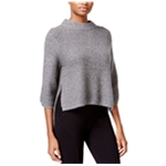 Rachel Roy Womens High-Low Knit Sweater