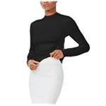 Rachel Roy Womens Lattice-Back Pullover Sweater