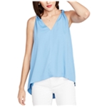 Rachel Roy Womens Knot Shoulder Knit Blouse