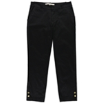 Rachel Roy Womens Textured Casual Trousers