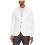 Kenneth Cole Mens Fashion Capsule Two Button Blazer Jacket
