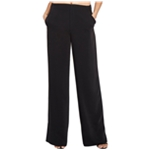 Rachel Roy Womens Crepe Casual Wide Leg Pants