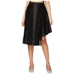 Rachel Roy Womens Lace-insert A-line Asymmetrical Dress