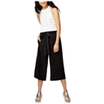 Rachel Roy Womens Vicky Casual Cropped Pants