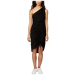Rachel Roy Womens Asymmetrical One Shoulder Dress