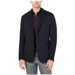 Ryan Seacrest Distinction Mens Performance Two Button Blazer Jacket