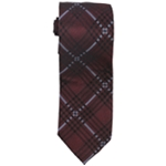 Ryan Seacrest Distinction Mens Stuido Plaid Necktie