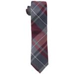 Ryan Seacrest Distinction Mens Plaid Necktie