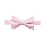 Ryan Seacrest Distinction Mens Polka Dot Pre-tied Bow Tie