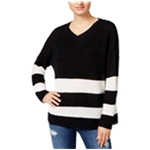 no comment Womens Slouchy Pullover Sweater