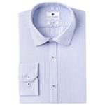 Ryan Seacrest Mens Non-Iron Button Up Dress Shirt