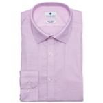 Ryan Seacrest Mens Dobby Button Up Dress Shirt