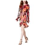 Just Cavalli Womens Kenya Ruffled Dress