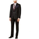 Ben Sherman Mens Pinstriped Formal Tuxedo