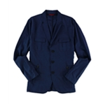 Sons of Intrigue Mens Casual Three Button Blazer Jacket